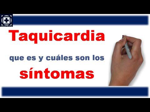 taquicardia que es y cuáles son los síntomas  youtube