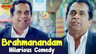 Best Comedy Scenes | Brahmanandam Comedy Video | Ek Aur Jigarbaaz Film | Hindi Comedy Videos