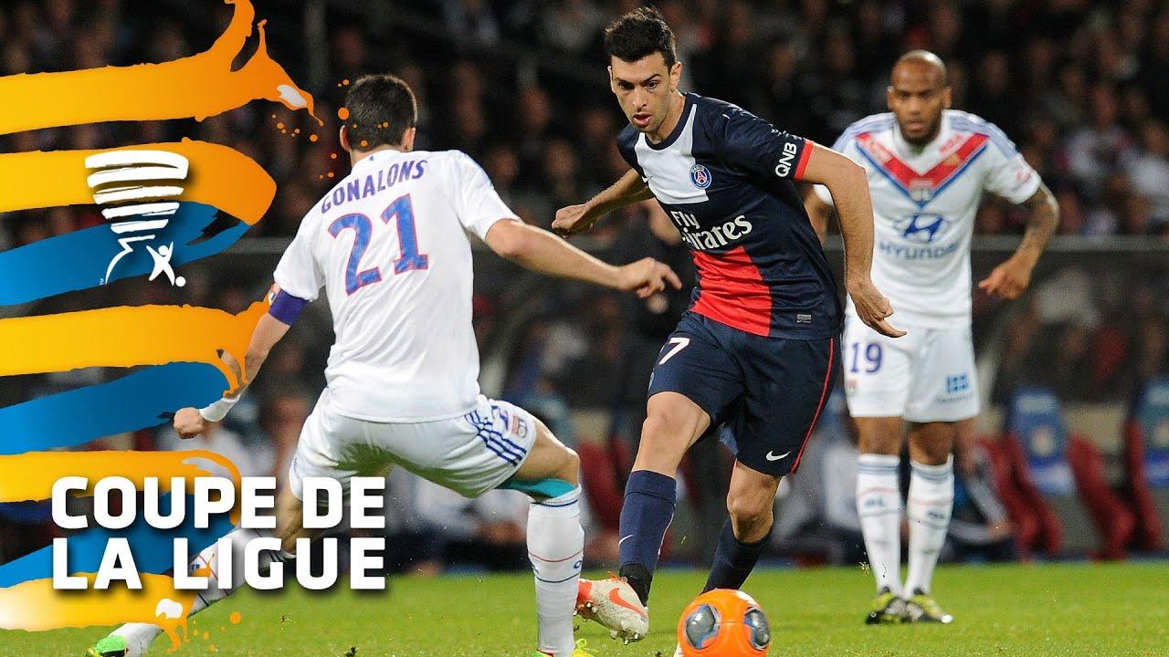 Olympique lyonnais paris saint germain finale coupe de la ligue 2014 teaser youtube - Finale coupe de la ligue 2014 ...