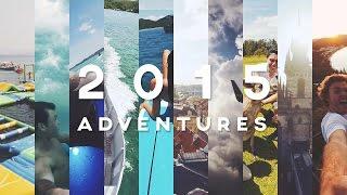 my 2015 adventures sam evans x gopro hd