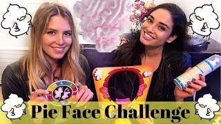 Pie Face Challenge ft. Sarah Kohan