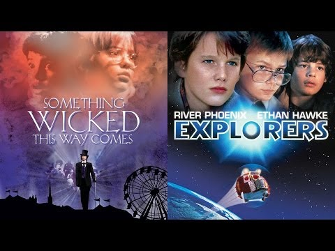 EXPLORERS & SOMETHING WICKED THIS WAY COMES To Get Remakes