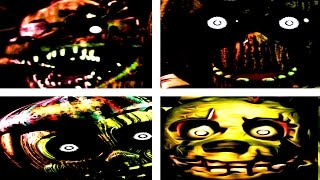 - Five Nights at Freddy s 3 ALL JUMPSCARES All Animatronics