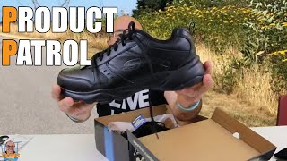 Acuario Hermana Repeler  Skechers Mens Shoes Review: Haniger Sport Memory Foam - YouTube