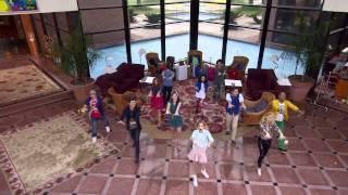 "Виолетта 3 - Ребята поют ""En Gira"" - эпизод 3"