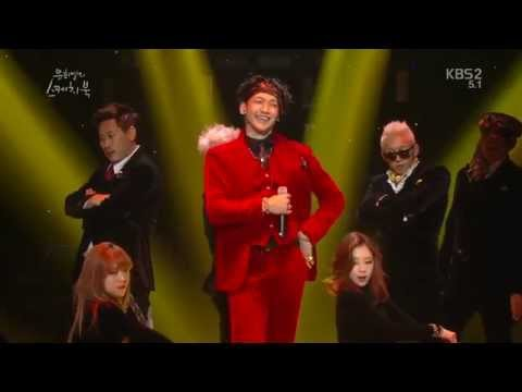 140110 RAIN LA SONG @ Sketchbook HD YouTube