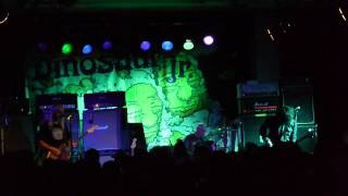 This is Dinosaur Jr. playing at the WoW Hall in Eugene, OR on 10/11...