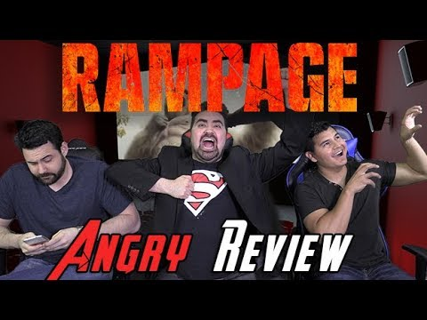 Rampage Angry Movie Review