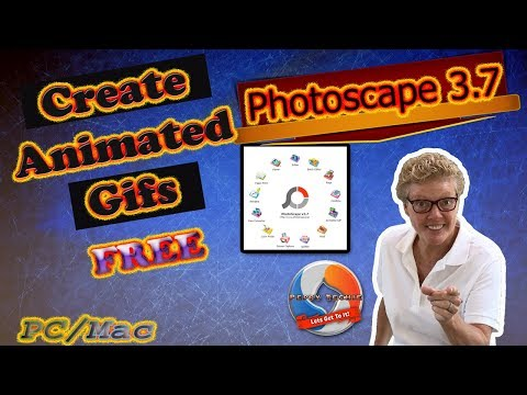 PhotoScape Tutorial Creating A Moving .GIF With PhotoScape (Free Photo Editing Software) PC & Mac
