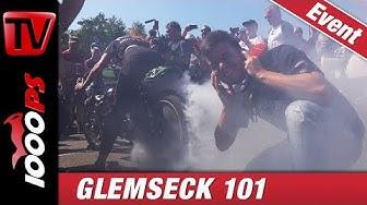 Glemseck 101 2019 - Cafe Racer, Custom Bikes, Highlights und Girls!