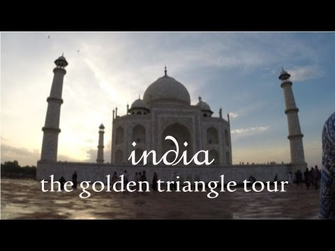 India: The Golden Triangle Tour