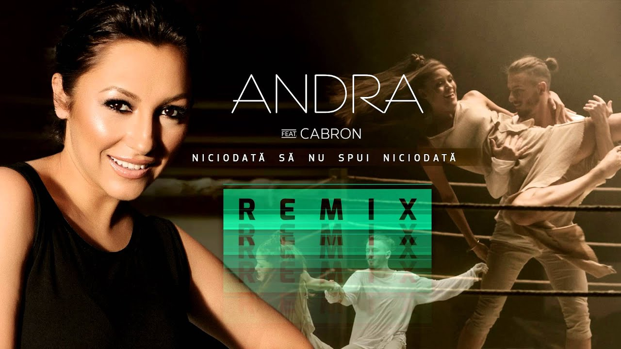 Andra — Niciodata Sa Nu Spui Niciodata (feat. Cabron) (OLiX & Adrian Funk Remix)