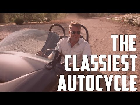 Driving The Classiest 3-Wheeled Autocycle | Translogic 219