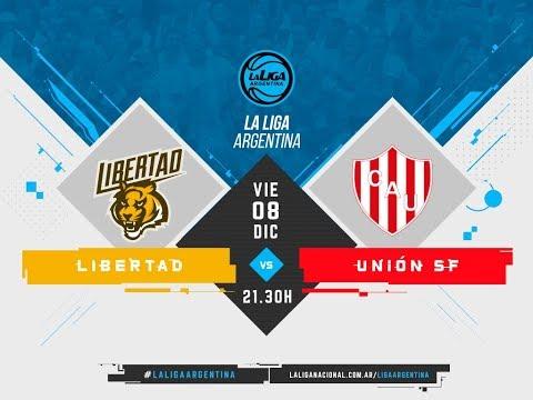 #LaLigaArgentina | 08.12 Libertad de Sunchales vs. Unión de Santa Fe