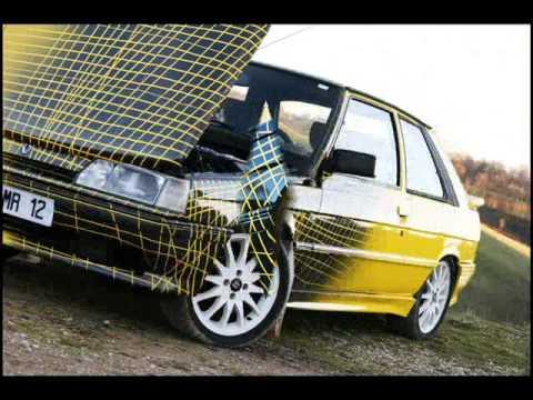 Renault 11 Turbo 0001 Youtube