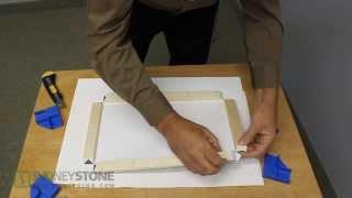 Gallery Wrap Frame System [sydney Stone]