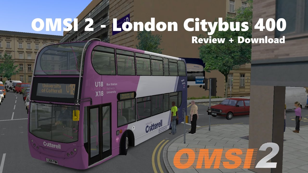 💌 Omsi 2 london map free download | Omsi Bus London Map