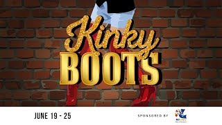 Kinky Boots at The Muny!
