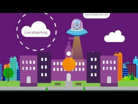 Azure Media Services Platform Promo