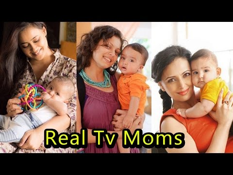 Thumbnail: Top 8 Tv Actress With Their Real Kids | 2017