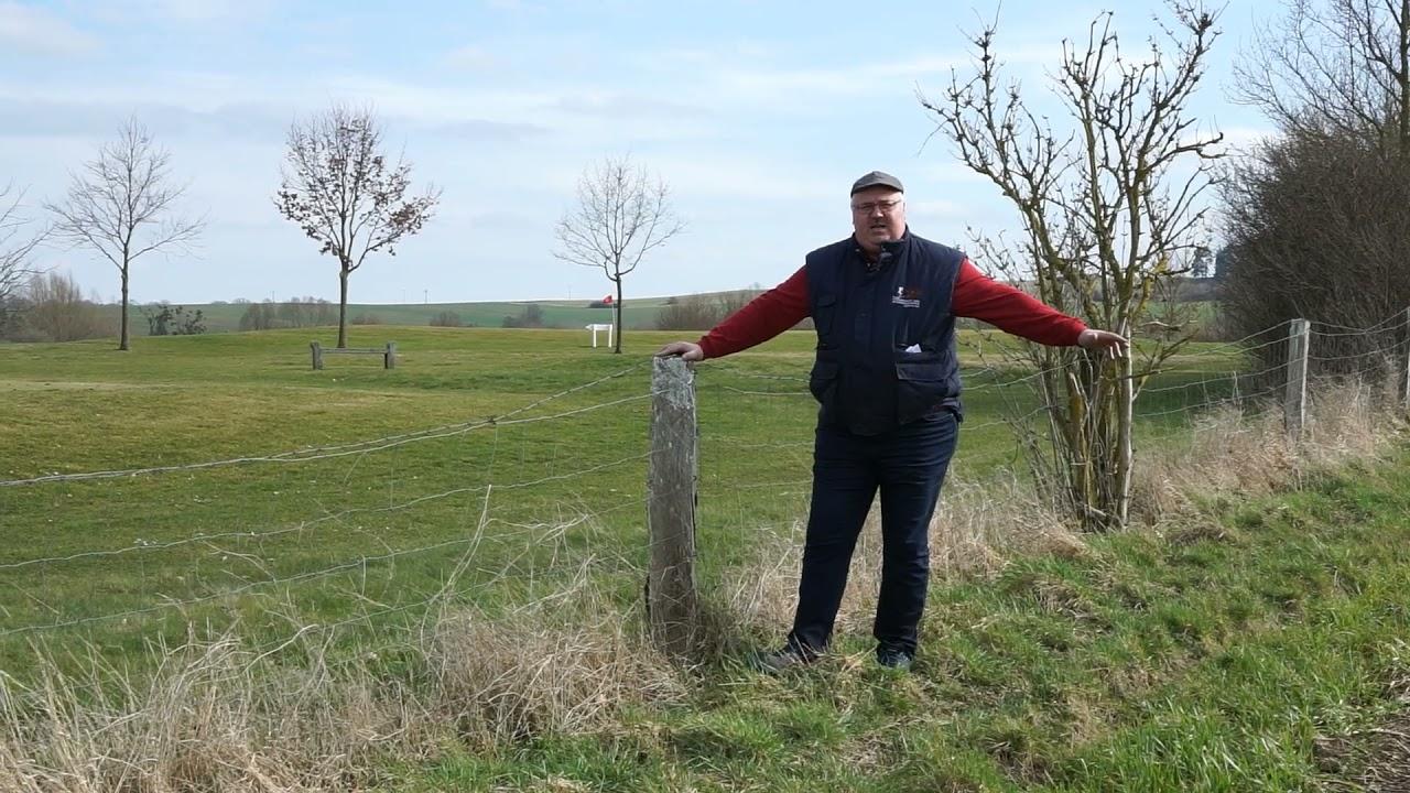 Matthias Hantel: Zwischen Golfplatz und Wiesen und Weiden