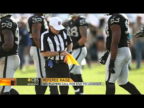 NFL players call for end of lockout
