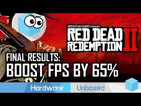 Red Dead Redemption 2 Optimization [Part 2] Advanced Settings Tested For Even More Gains
