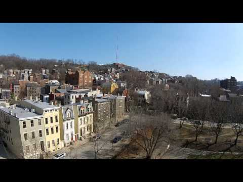 Downtown Cincinnati from OTR