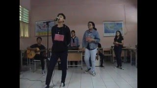 Songbird - Oasis (Cover) SMP 87 Jakarta 2016