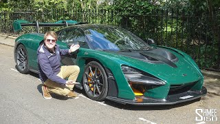 Spotting EVEN MORE of the RAREST Supercars in London!