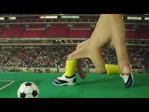 Nextel Brazil Fingers Soccer