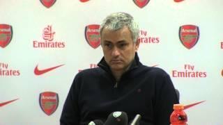 Jose Mourinho: Arsenal players are 'cry babies'