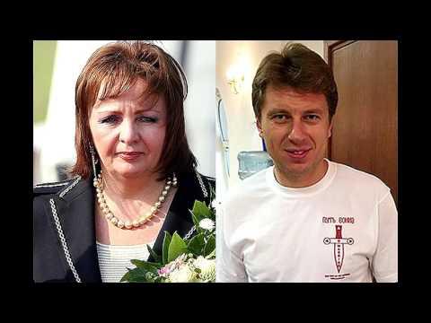 Людмила Путина предусмотрительно взяла украинскую фамилию.