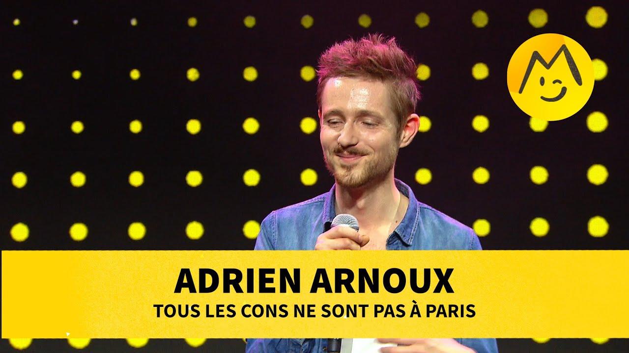 Adrien Arnoux – Extrait de Spectacle