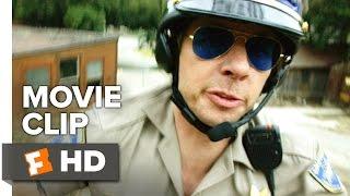 CHIPS Movie CLIP - Go Around Me (2017) - Dax Shepard Movie