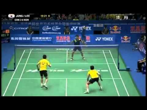 2011 Sudirman Cup-Fu Haifeng Highlights