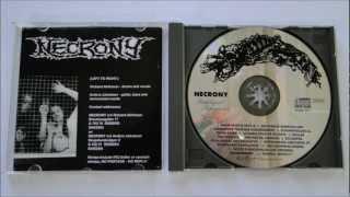 Necrony - Submassive Necrosis Disgorgement