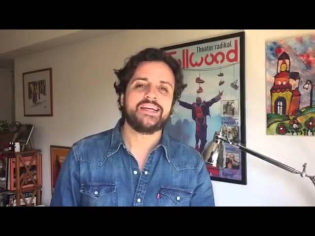 Invitación Ignacio Achurra Talleres Escuela Trashumantes