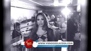 VIDEO: POR FAVOR ME SIENTO SOLA - EN VIVO (Helen Álvarez)