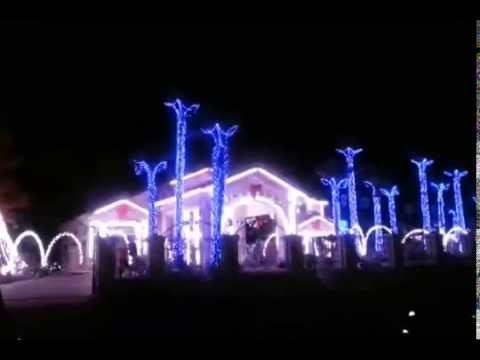 Fred Loya's House at El Paso, Texas (Dec 2014)