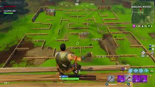 Pac Man Maze in Fortnite?