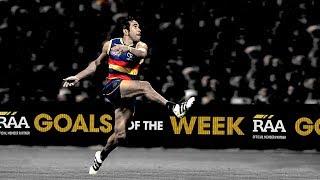 RAA Goals of the Week: Round 9 v Western Bulldogs