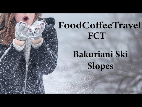Georgia Trip - Bakuriani Ski Slope