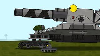 Часть про машину смерти Мультики про танки