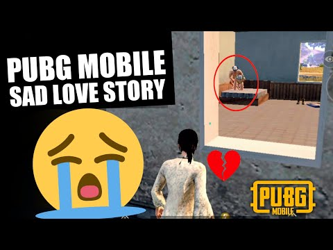 SAD LOVE STORY IN PUBG MOBILE I THIS WILL MAKE YOU CRY 😭😭