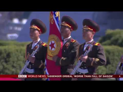 Thumbnail: BBC World News - North Korea on the march