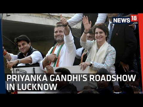 News18 Explains: Why Priyanka Gandhi's Roadshow Is Significant For Congress