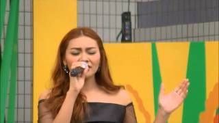 Let it go (Japan Thai EnglishVersion) [Frozen] Gam Wichayanee(วิชญาณี เปียกลิ่น)@Thai Festival 2015