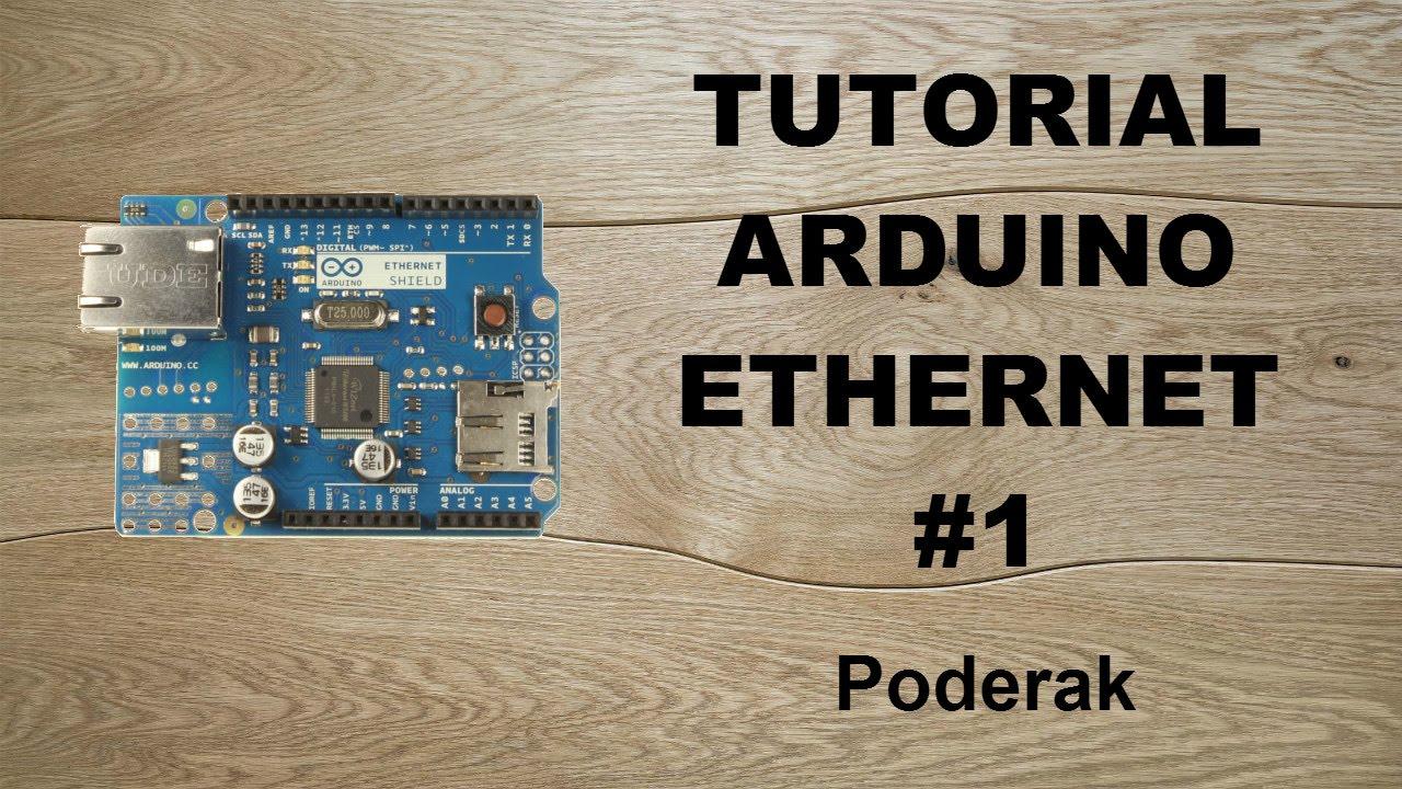 TUTORIAL ARDUINO ETHERNET ITA #1: Introduzione