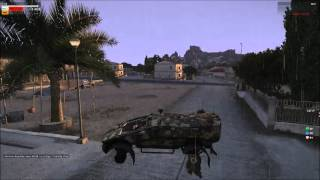 Arma 3 Ghosts Of Altis - Troll makes Gringo VDM